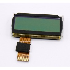 LCD дисплей, 3.3V,RECT,36.8X15.4,