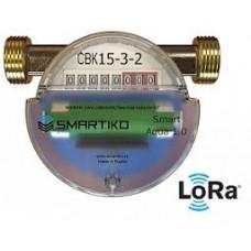 """Модем """"Smart-Aqua"""" для счетчика воды  """"CBK15-3-2"""""""